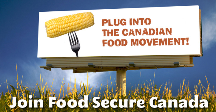 FSC Newsletter - 2013-03 | Food Secure Canada