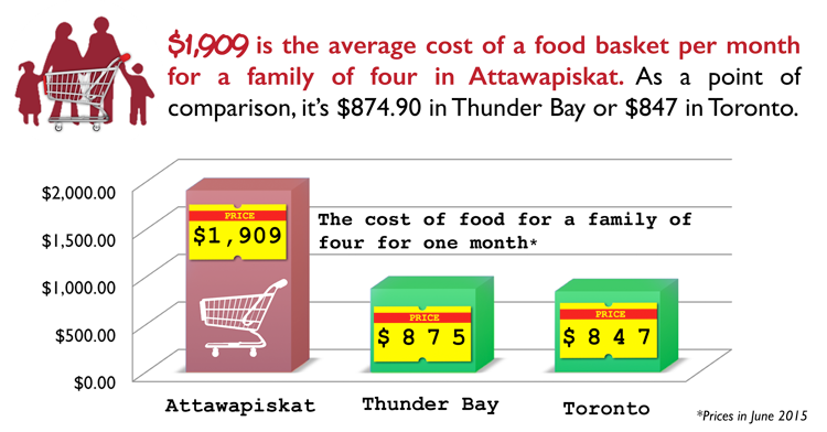 Paying For Nutrition A Report On Food Costing In The North Food