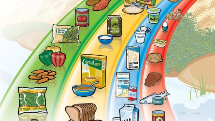 Canada's new plant-focussed Food Guide ditches the dairy